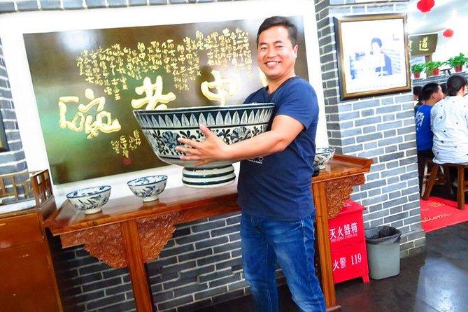 Xi'an Vegetarian Food Tour