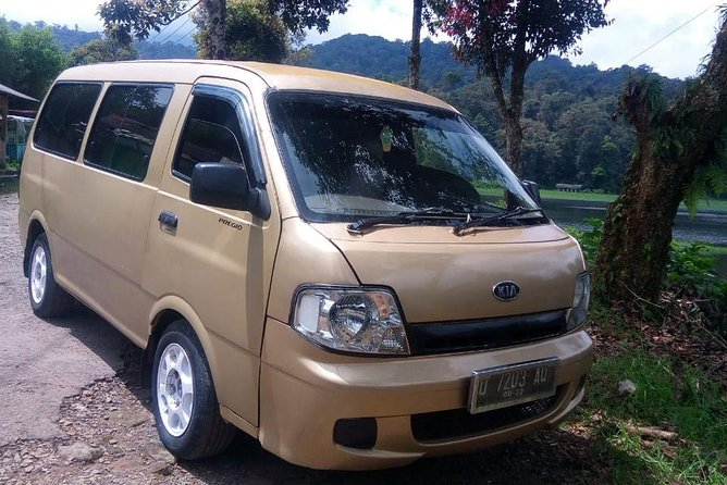 Private Rental Cars Bandung 8 Pax photo 1