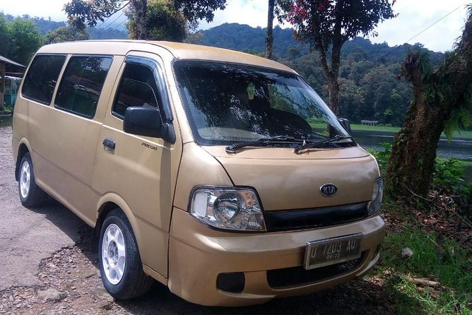 Private Rental Cars Bandung 10 Pax Free Airport Transfer