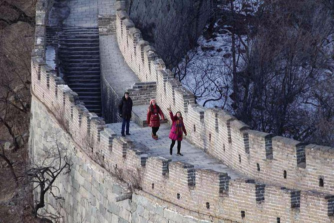 Private Daxing Airport Layover Tour to Mutianyu Great Wall