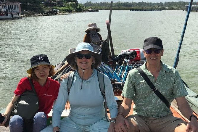 Hoi An Crafts & Island Tour By Bike & Boat