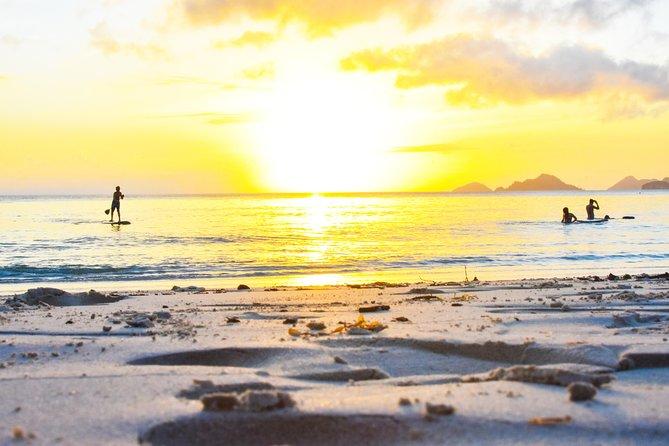 Sunset island tour