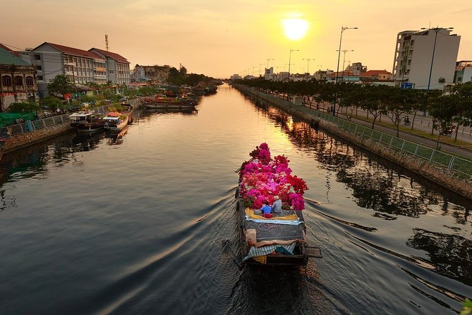 Ho Chi Minh City Sightseeing Tour with Saigon River Speedboat (Afternoon) photo 1