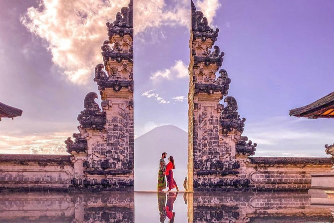 Bali Instagramable Tour: Gate of Heaven Lempuyang with Swing and Volcano View