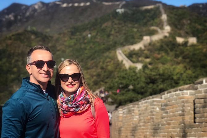 Private Beijing Daxing Airport Layover Tour: Mutianyu Great Wall, Forbidden City