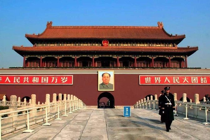 All Inclusive 2-Day Private Tour of Beijing City Highlights from Chongqing byAir