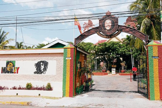 Small Group to Bob Marley Museum and Devon House from Montego Bay