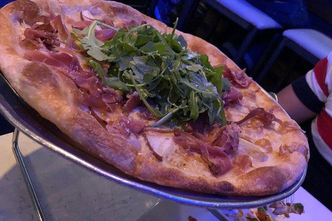 Pear & Gruyere Pizza from LaScala's Birra