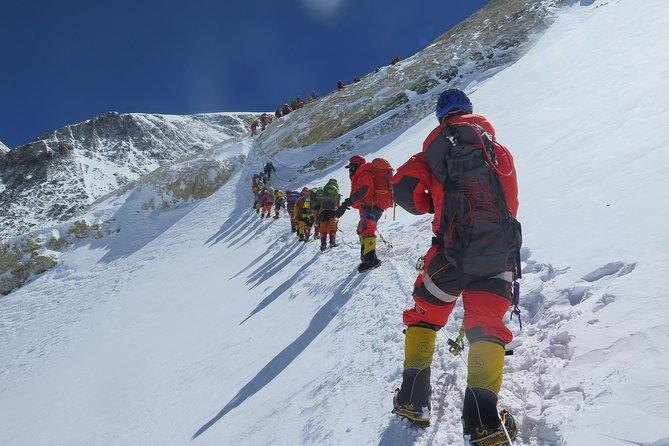 Kanchenjunga Expedition 2021