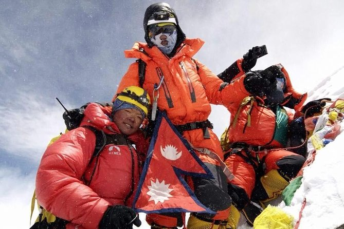 Lhotse Expedition 2021