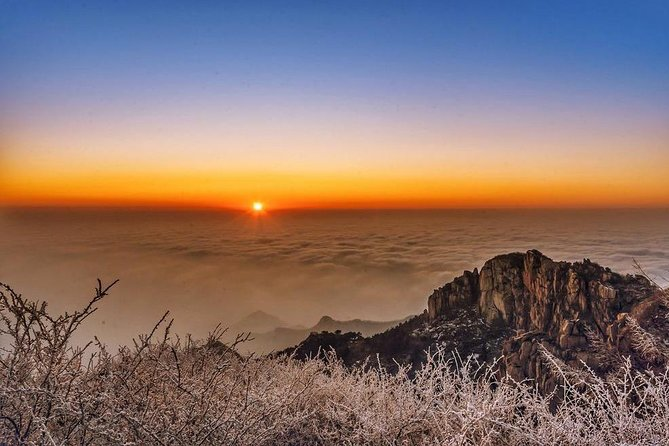 2-Day Private Tour to Qufu and Mount Tai from Beijing by Bullet Train
