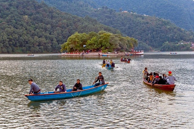 Explore Pokhara Natural Spots By Sharing Bus photo 4