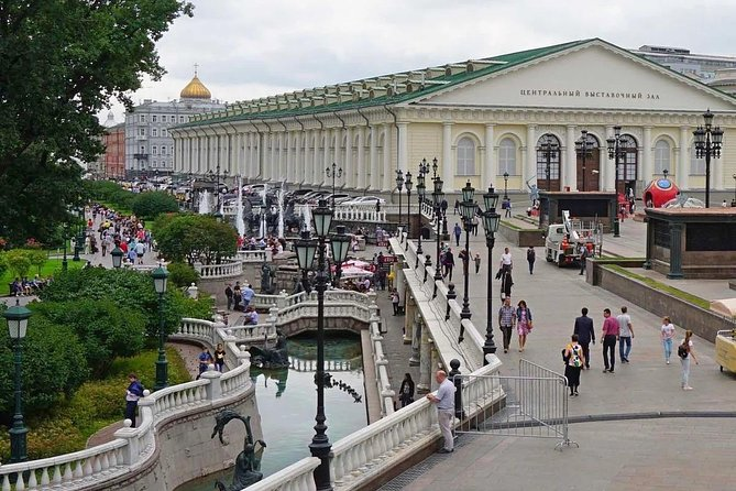 Private Shore Excursion: Moscow Highlights on Thursday (for 3-day cruisers) photo 11