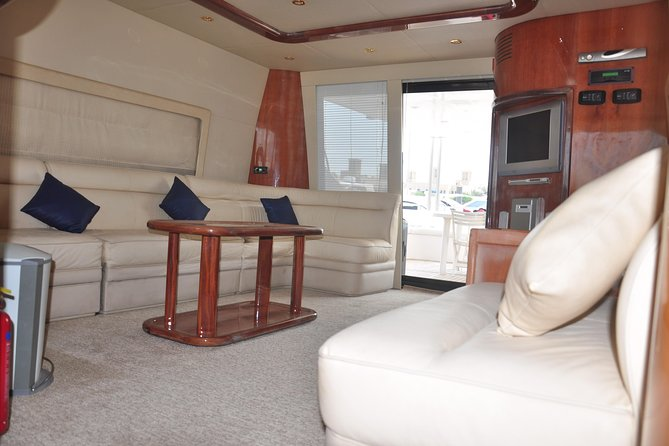 4 hours on 75FT Luxury Yacht including swimming or fishing photo 4