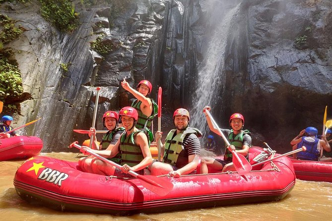 Bali Ayung Rafting with All Inclusive
