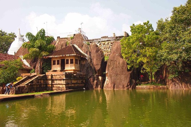 Day Tour Anuradhapura from Kandy by Lux Tours Lanka