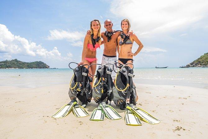 PADI Discover Scuba Diving in Koh Phangan (Beginners)