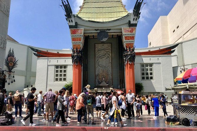 Famous Chinese Theatre!!!