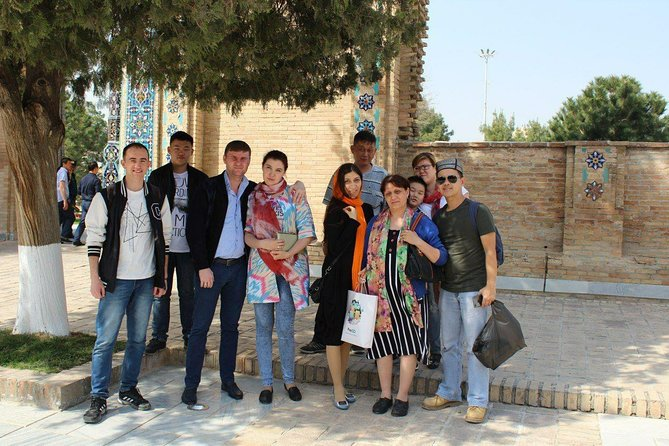Samarkand, the unique capital of empire of Amir Temur
