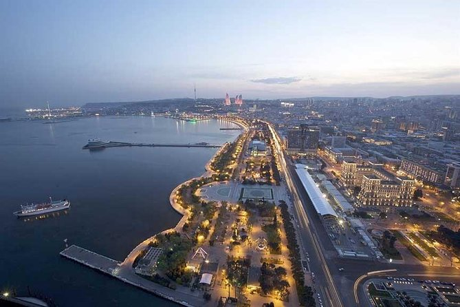 Baku City Tours (Day/Night)