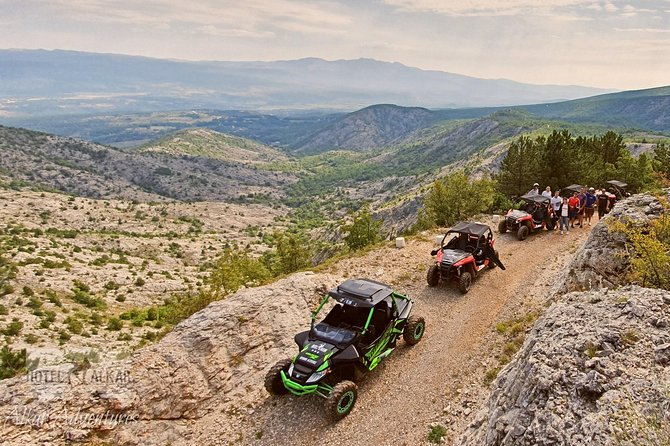 Cetina Spring Buggy Expedition from Split
