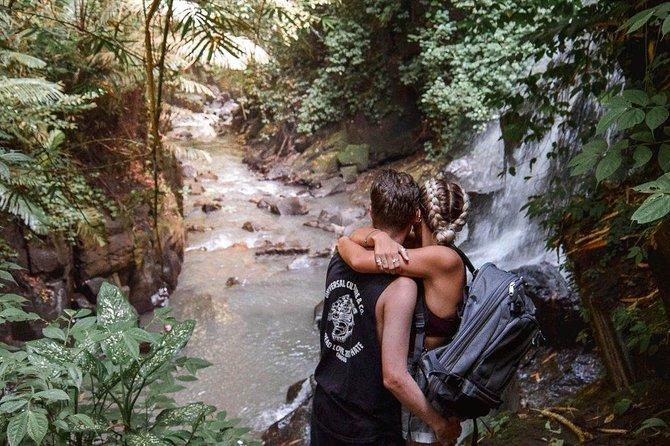 Wonderful of Ubud Waterfalls - Kanto Lampo - Tibumana - Tukad Cepung