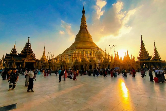 Authentic Yangon Highlight Private Day Tour