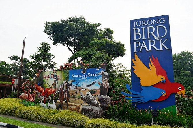 Singapore Jurong Bird Park with Tram Ride
