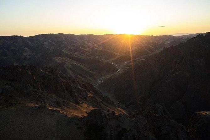 The Secret Of Gobi Desert 7 Day 6 Night