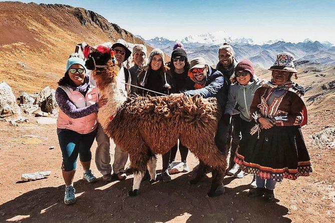 Alternative Rainbow Mountain Palccoyo Hike & Community Visit (Small group tour)