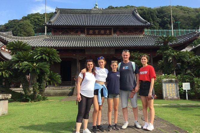 Taste Local Life: Nagasaki's Historical Street Walking Tour
