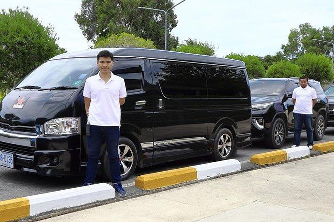 Private Airport Transfers to Bophut, Bangrak, Chaweng(Pickup&Drop off)