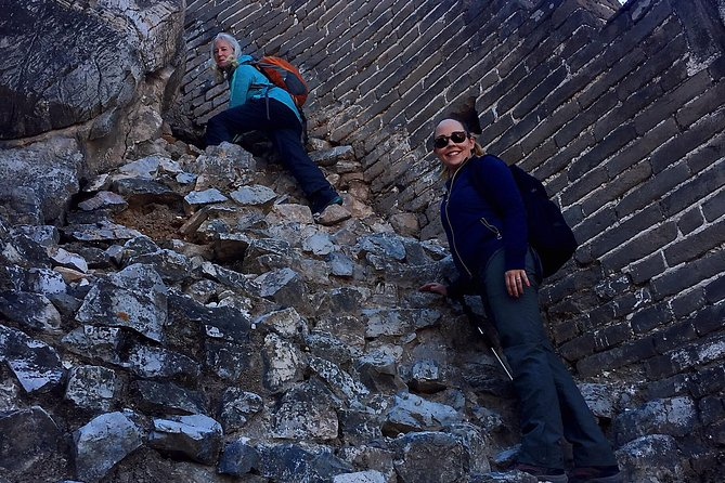 All Inclusive Private Challenge Trekking at Beijing Knot and Flying Eagle tower