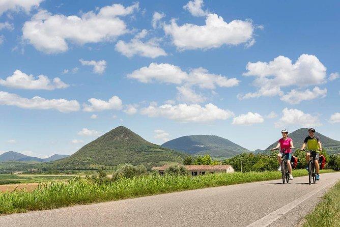 From Padua, Bike Tour in the Euganean Hills