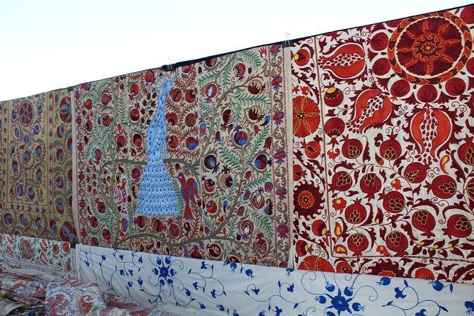 Bukhara, the golden city of Uzbekistan