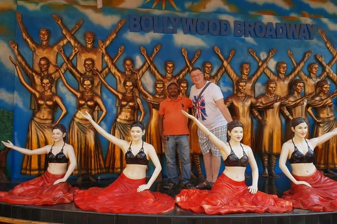 Bollywood Studio Tour Including Visit To Live Shooting Set In Mumbai