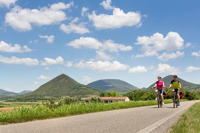 From Venice, Bike Tour in the Euganean Hills.