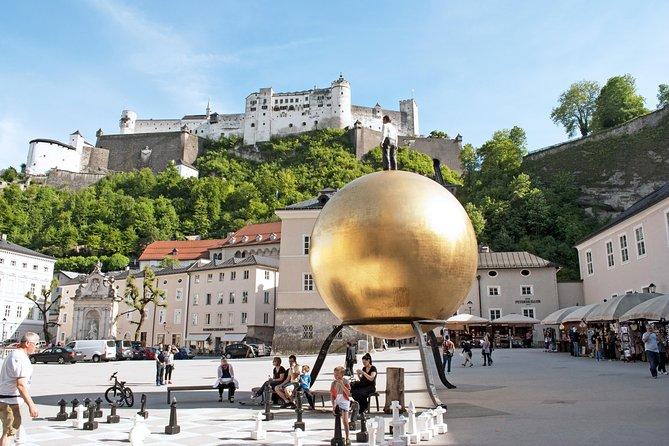 Salzburg City and Lake District Privat Tour
