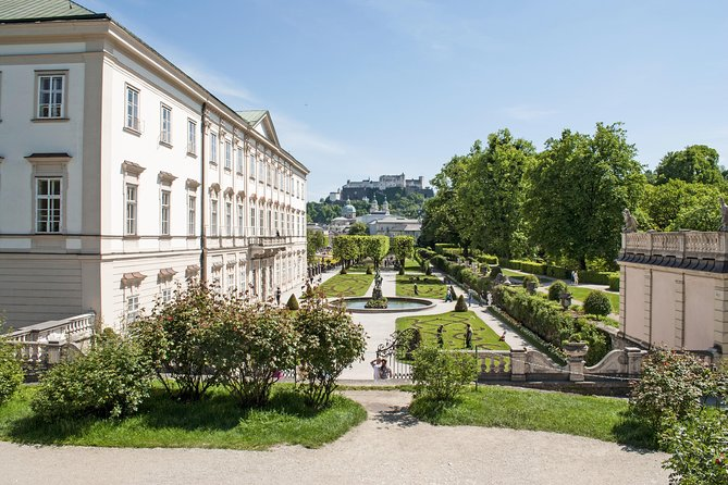 Private Tour from Vienna, Austria to Venice, Italy including Salzburg