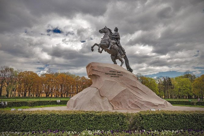 Peter the Great Private Sightseeing Tour