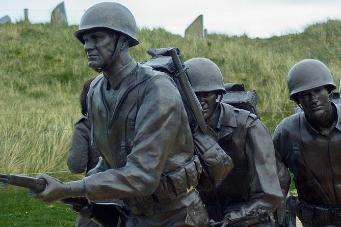 NORMANDY: Landing Beaches (Best Offer) - Private Day Trip from PARIS