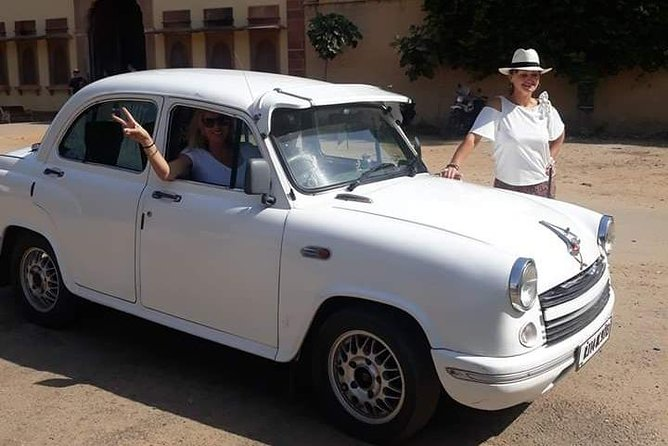 Jaipur tour by private transportation