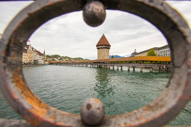 1 Hour Private Walk of Lucerne with a Local