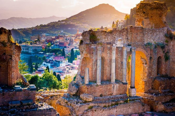 Private Excursion to Taormina from Catania on the ways of the Godfather
