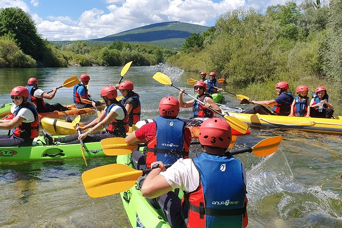 Cetina River Kayak Safari from Split