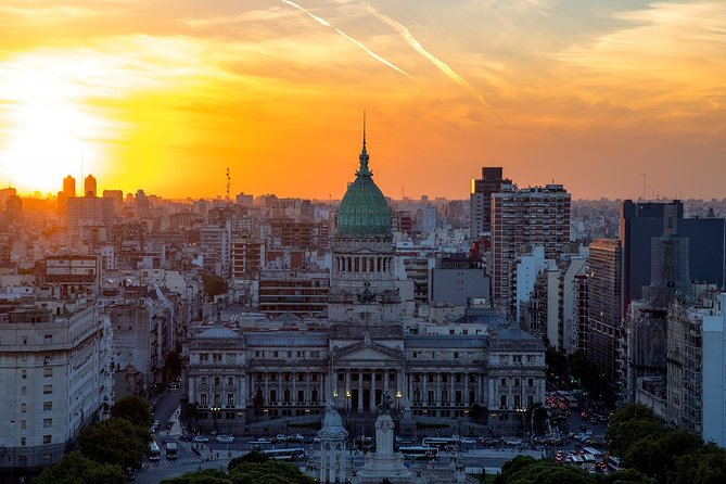 Private Airport Transfer: Jorge Newbery Airport (AEP) to Buenos Aires