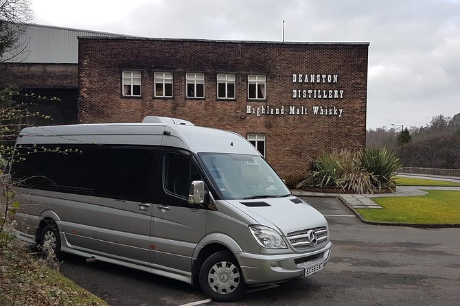 Shore Excursion: Braveheart & Whisky country in a Private Minibus from Edinburgh
