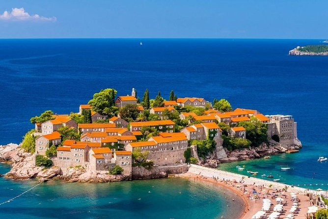 Private Transfer from Petrovac to Dubrovnik airport
