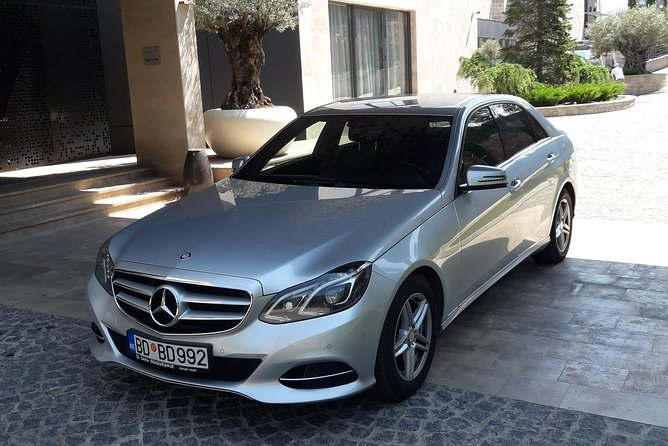Private Transfer from Tivat or Porto Montenegro to Tivat airport