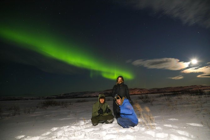 3 Days Northern Lights in Murmansk (Twice more likely to see them)